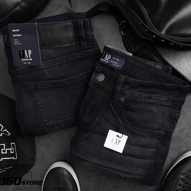 Shop bán quần Jeans nam 160 Store