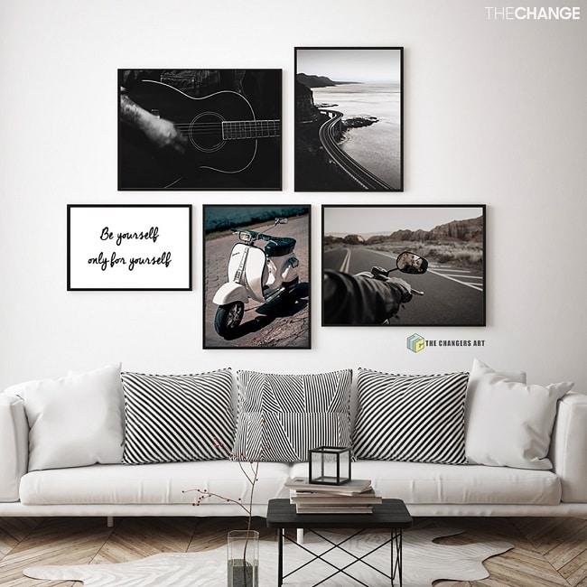 Shop bán tranh Canvas treo tường đep chất nhất TPHCM-3