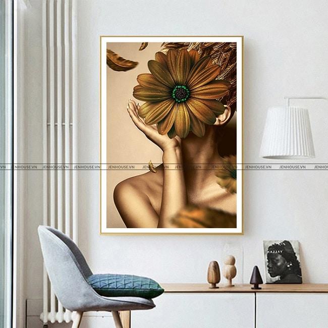 Shop bán tranh Canvas treo tường đep chất nhất TPHCM