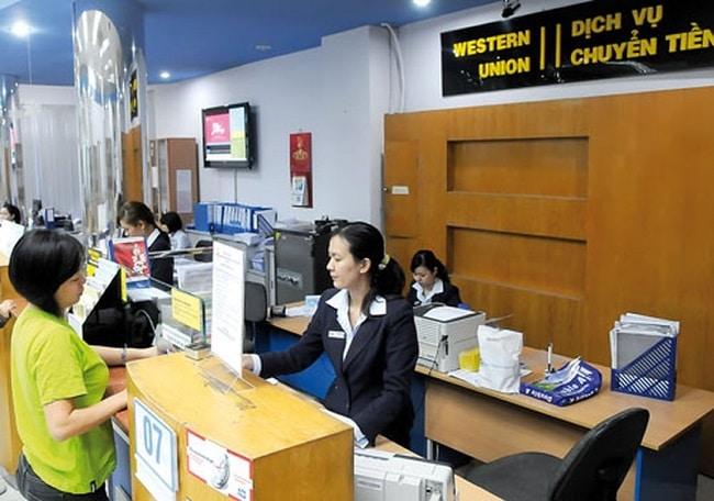 Western Union ngân hàng ACB