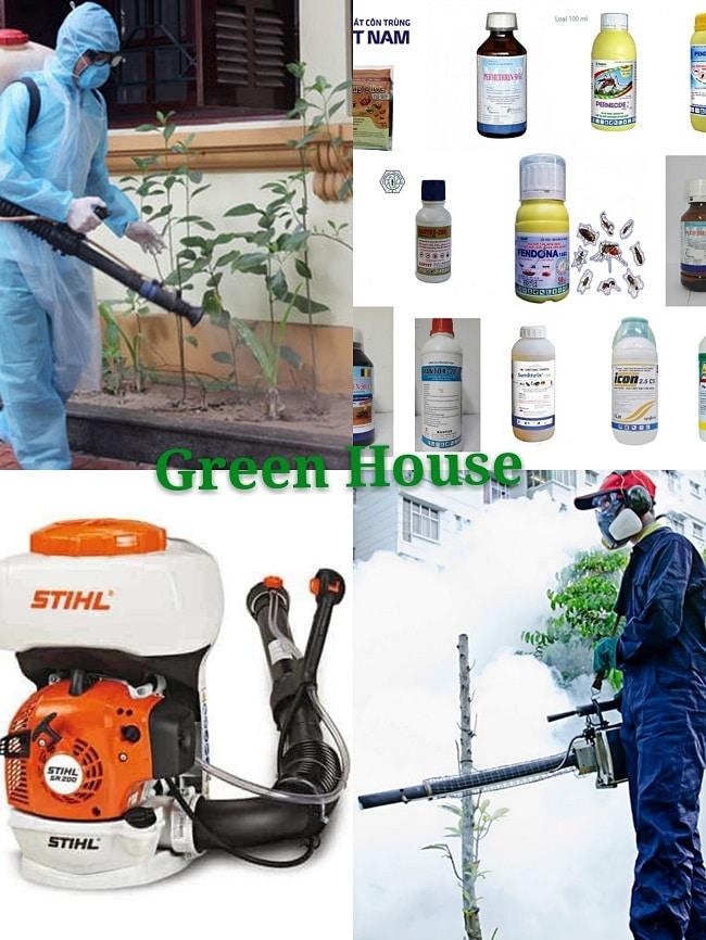 Diệt mối quận 3 Nguyên Trung Green House
