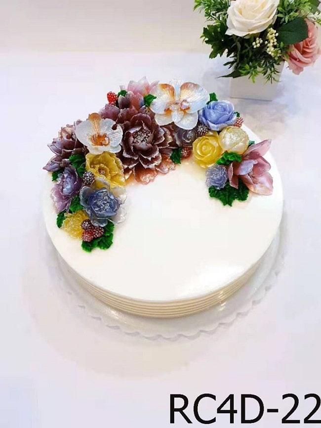 Bánh kem sinh nhật rau câu Hỷ Lâm Môn