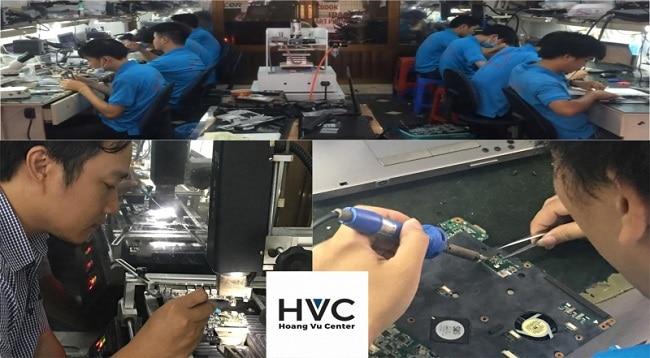 Sửa chữa điện thoại Iphone Hoàng Vũ Center