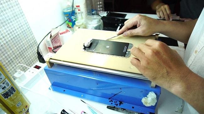 Sửa chữa điện thoại Iphone VF Services
