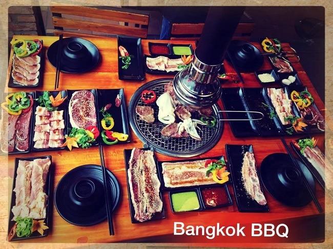 Quán ăn ngon Quận 4 Bangkok BBQ Buffet - 360B