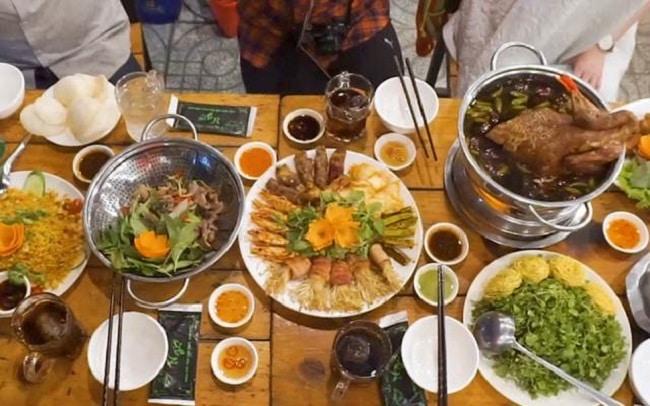Quán ăn ngon thủ đức Thùng Phi Nướng Jokul