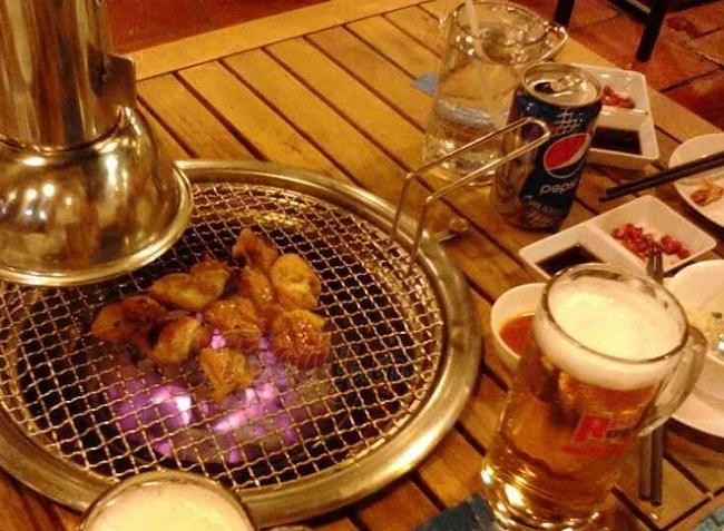 Quán ăn ngon thủ đức Nướng và bia Đạo Mập 2