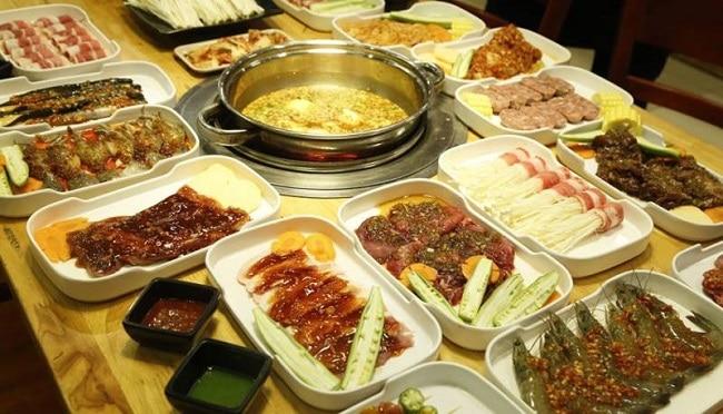 Quán ăn ngon thủ đức Nướng và bia Chinku