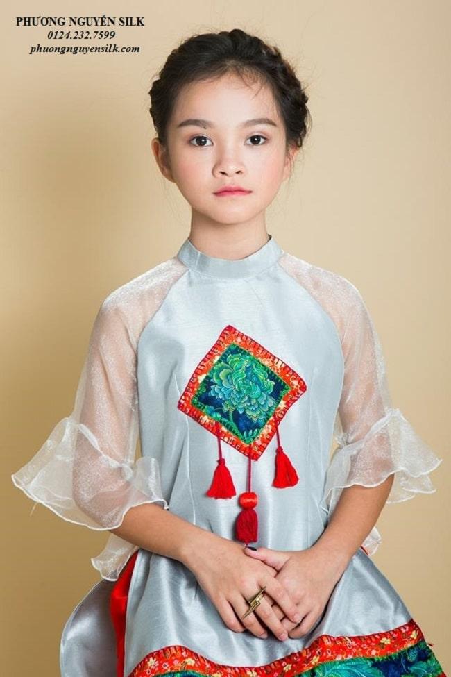 Shop áo dài trẻ em Phương Nguyễn Silk