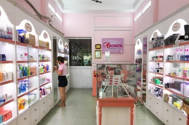 Shop mỹ phẩm xách tay Hàn Quốc Bonita