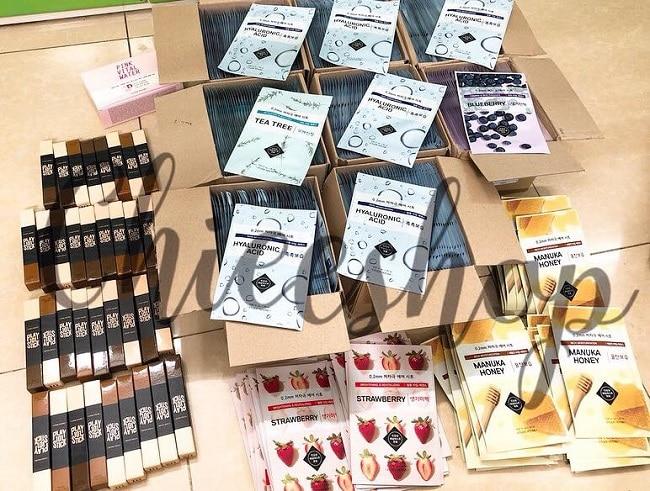 Shop mỹ phẩm xách tay Hàn Quốc Chiee Chiee