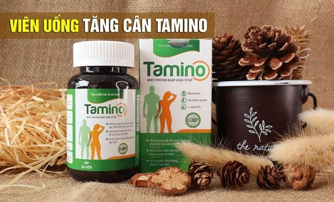 Thuốc tăng cân Tamino