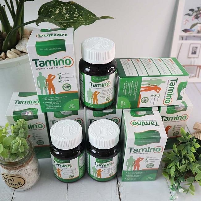 Thuốc tăng cân an toàn Tamino