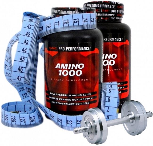 Thuốc tăng cân Amino 1000
