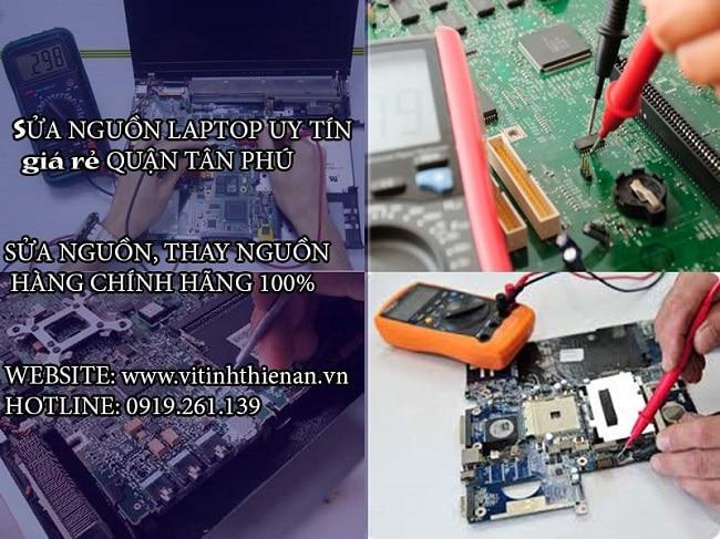 Sửa chữa laptop Trung tâm Thiên Ân