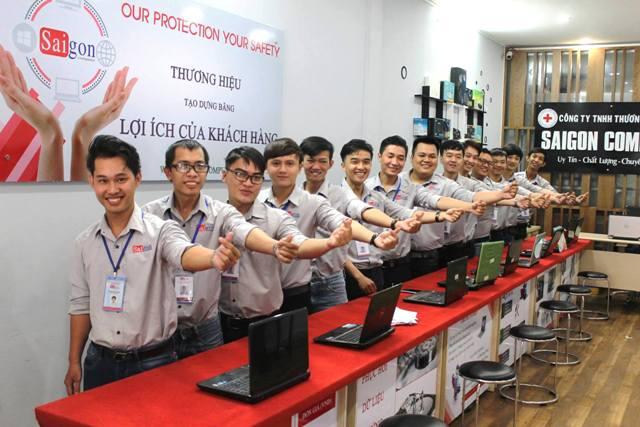 Sửa chữa Laptop Sài Gòn Computer