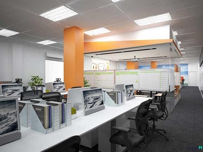 Văn phòng cho thuê quận 10 Duy Tân Plaza Building