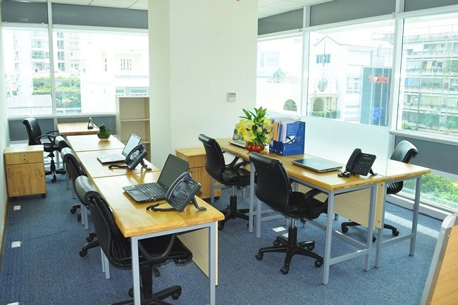 Văn phòng cho thuê quận 10 Gia Phú Building