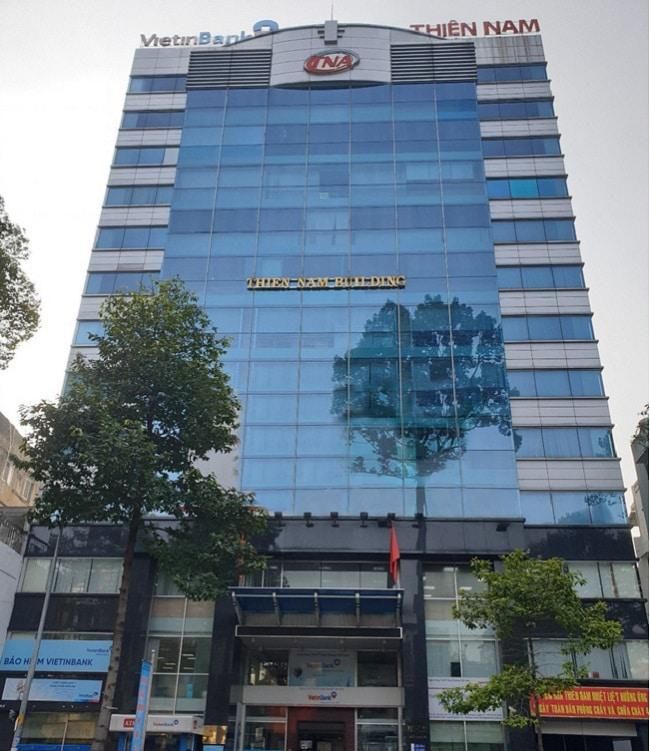 Văn phòng cho thuê quận 10 Thiên Nam Building