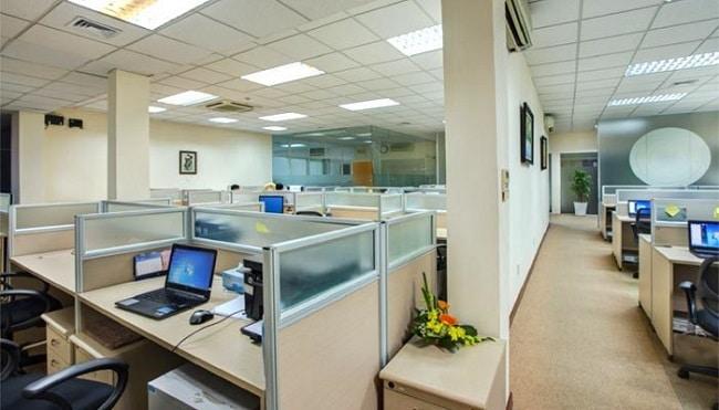 Văn phòng cho thuê quận 8 DDT Building