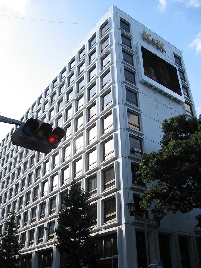 Văn phòng cho thuê quận 11 K&K Building