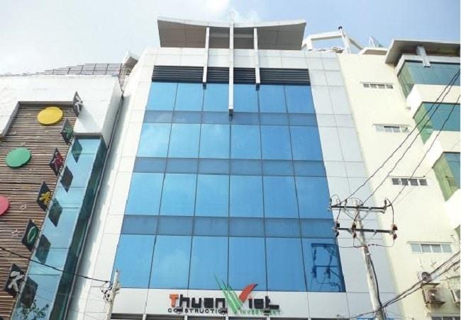 Văn phòng cho thuê quận 11 Thuận Việt Building