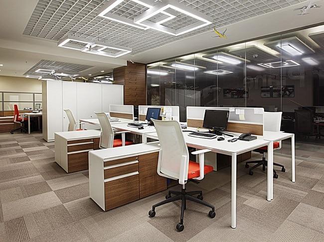 Văn phòng cho thuê quận 12 NC Building