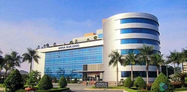 Văn phòng cho thuê quận 12 Tòa nhà Anna Building