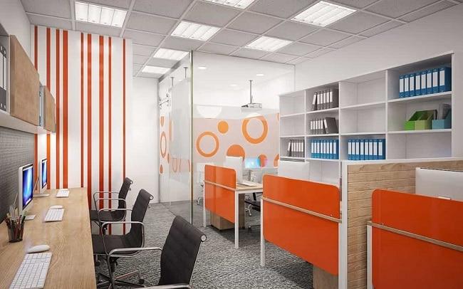 Văn phòng cho thuê quận 12 Nam Đô Building