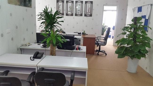 Văn phòng cho thuê quận 12 Tòa nhà Minh Thư