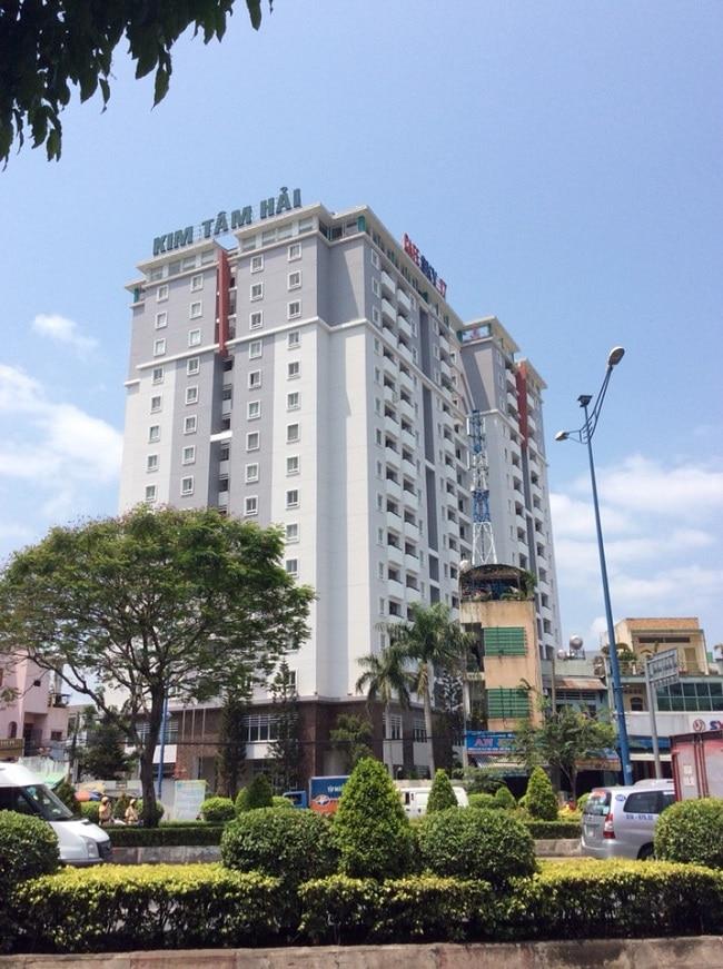 Văn phòng cho thuê quận 12 tòa nhà Kim Tâm Hải