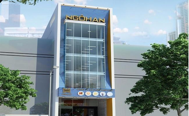 Văn phòng cho thuê quận 8 Ngô Han Building