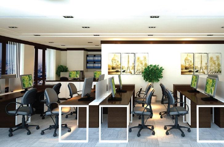 Văn phòng cho thuê quận 8 Trang Lê Building