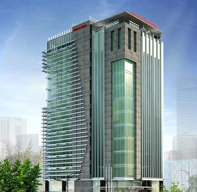 Văn phòng cho thuê quận 8 Nguyễn Lâm Tower