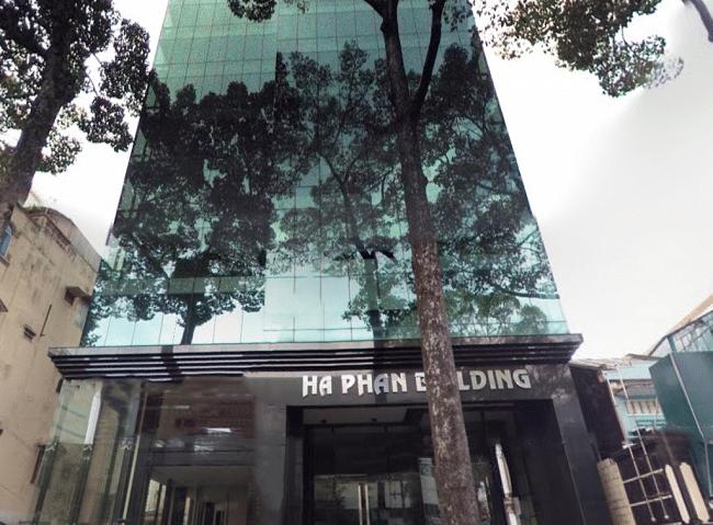 Văn phòng cho thuê quận 5 Hà Phan Building