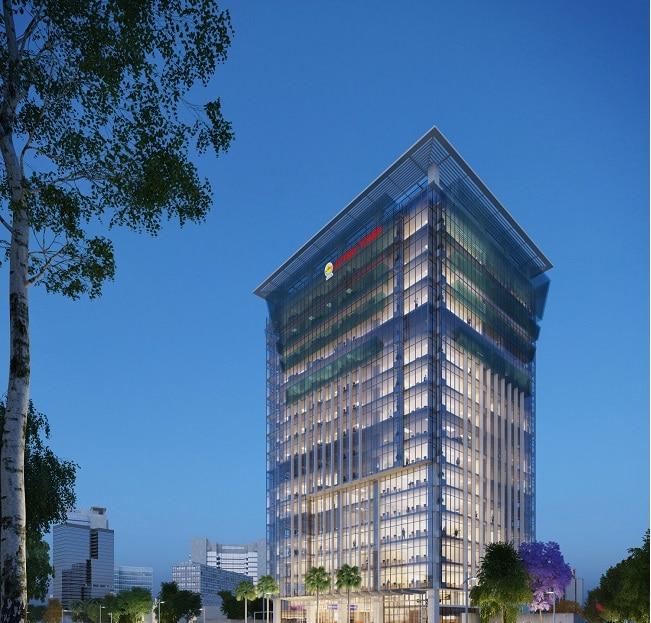 Top văn phòng cho thuê quận 5 Lottery Tower
