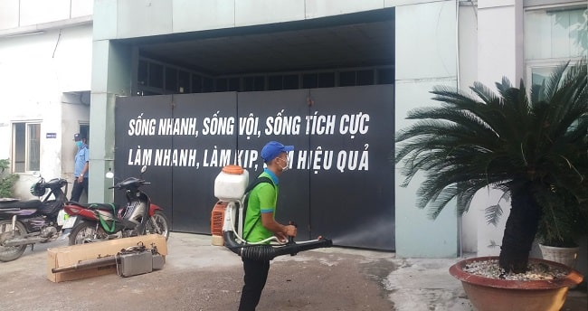 Công ty diệt mối PEST247 - GFC- Tân Phú