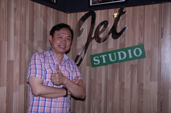Phòng thu âm Jet Studio