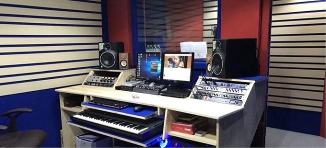 Top phòng thu âm tốt nhất TPHCM