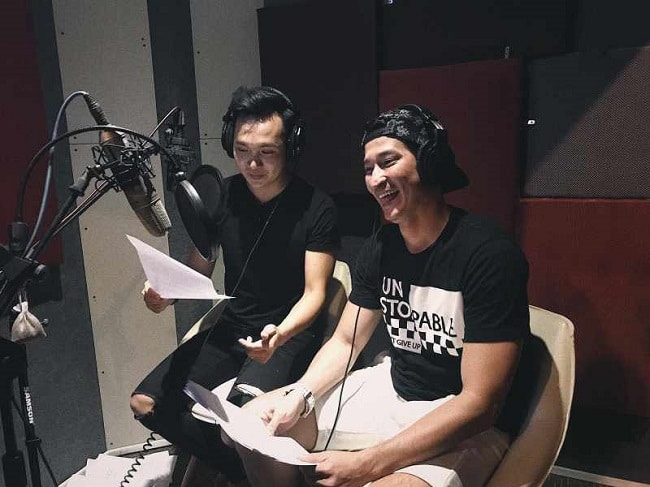 Phòng thu âm tphcm Báu Studio