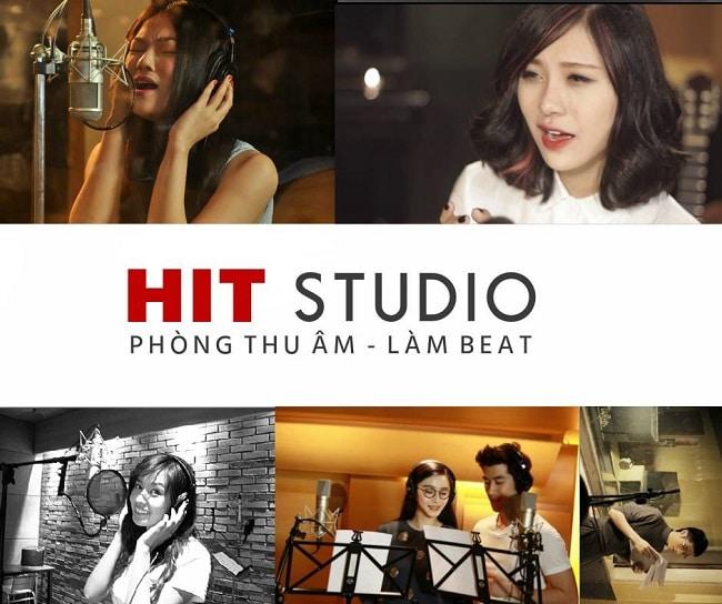 Phòng thu âm HIT Production