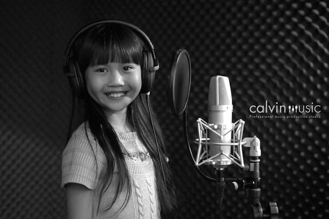 Phòng thu âm Calvin Music