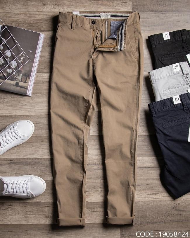 Shop quần kaki nam tphcm Justmen Store