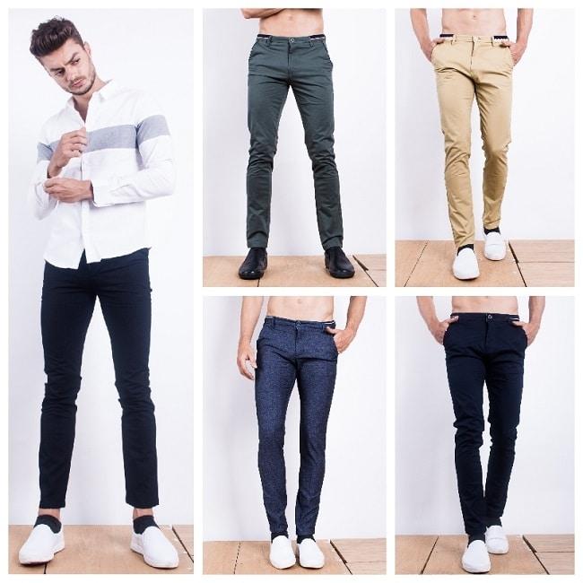 Shop quần kaki nam giá rẻ YaMe