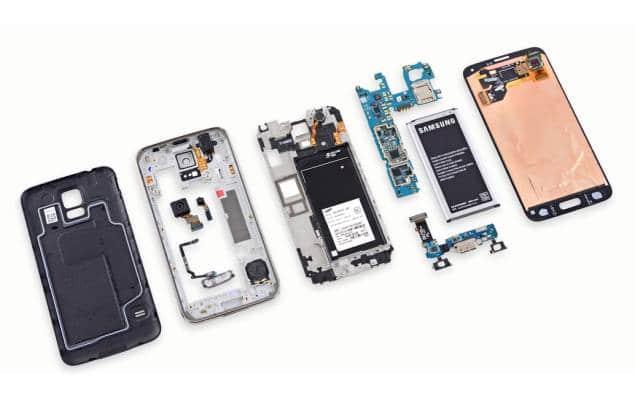 Trung tâm sửa chữa điện thoại Samsung Chiếm Tài