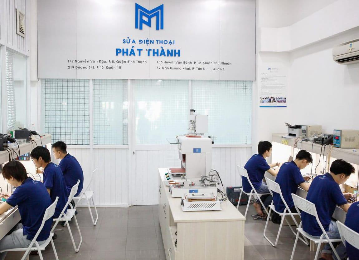 Trung tâm sửa chữa điện thoại Samsung Phát Thành Mobile