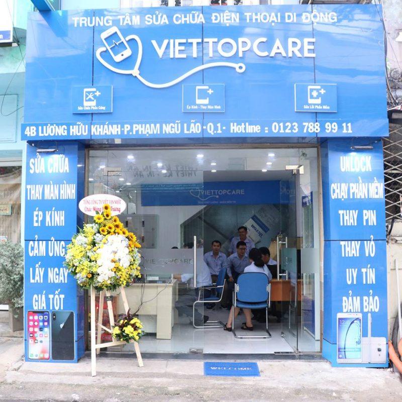 Trung tâm sửa chữa điện thoại Samsung viettopcare