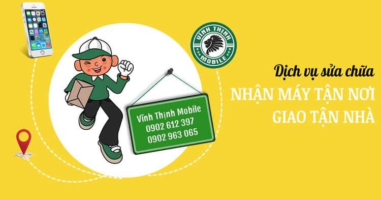 Trung tâm sửa chữa điện thoại Samsung Vĩnh Thịnh Mobile