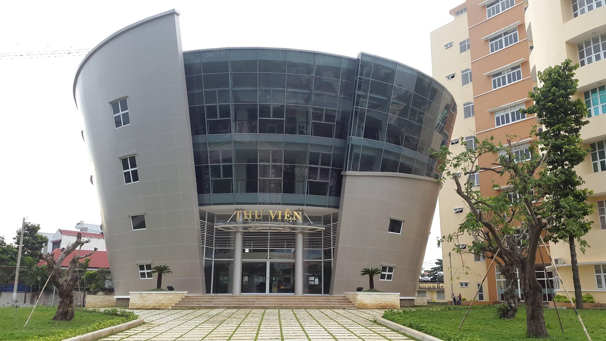 Trường đại học ngân hàng TPHCM