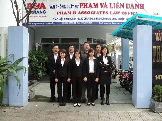 Văn phòng luật sư Đà Nẵng Phạm và Liên Danh